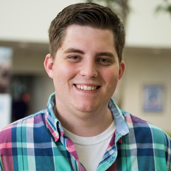 Headshot of James Ziglinski